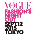 FASHION'S NIGHT OUT2015でパフォーマンスをしました!