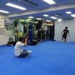 格闘技雑誌の撮影をしてきました。