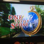 フジテレビ「ONE HOUR SENSE」に出演しました。