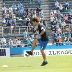 7月4日(土)Jリーグ横浜FC対コンサドーレ札幌でパフォーマンスをします。