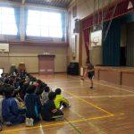 9月7日(月)横浜市立浦島小学校でパフォーマンスとワークショップを行います。