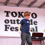 TOKYO outside Festival 2016で2日間フットバッグパフォーマンスをしてきました!