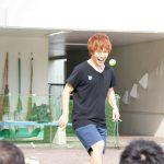 SMiLE×横浜市立みなと総合高等学校=200%東北復興フットサルイベントに出演しました!