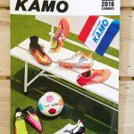 ワールドサッカーキングの付録として付いているSOCCER SHOP KAMO Soccer Kit Catalogueに掲載中です!