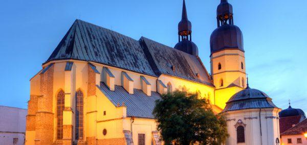 trnava-kostel