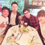 タッチラグビー日本代表の奈良さんにお誘い頂き食事会に行ってきました!