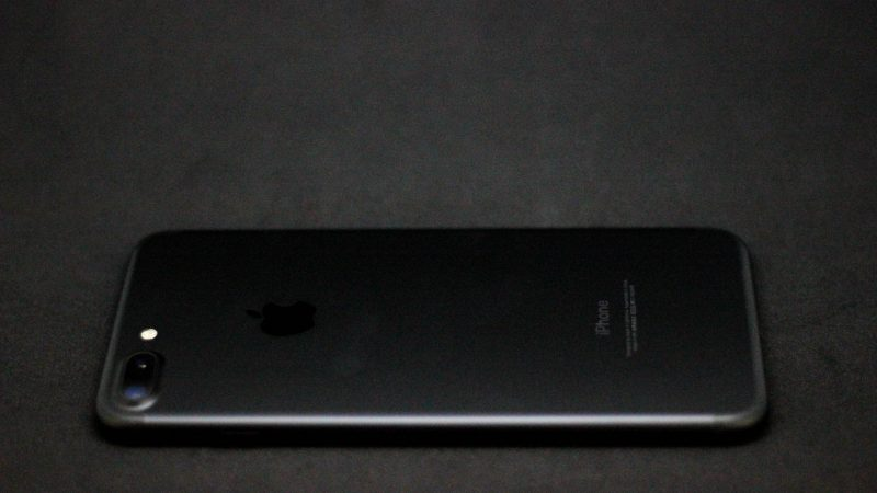 iPhone 7 Plus Blackを買いました!そして今日からスタートしたApple Payも試した!